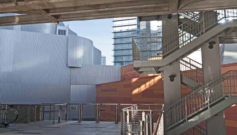 Центр арии, Лас-Вегас, Невада стоковое изображение