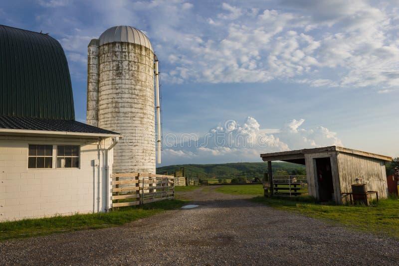 Центр говядины на технике Вирджинии стоковая фотография