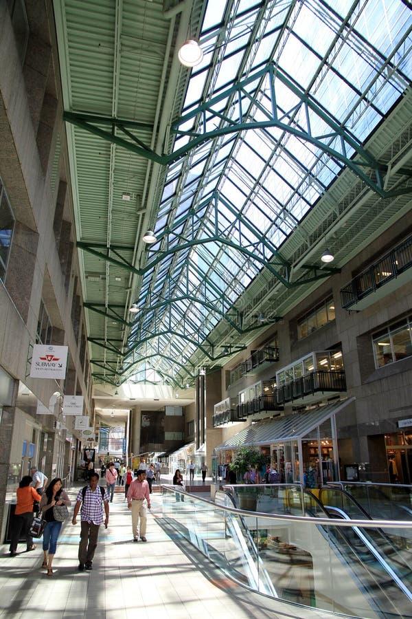 центр гражданский северный york стоковые изображения