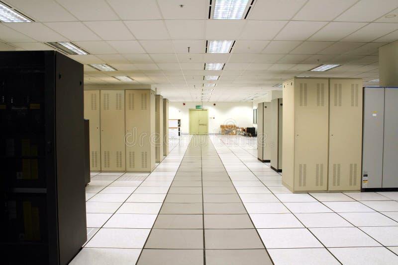 Центр данных стоковая фотография rf