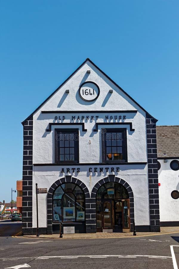 Центр искусств Dungarvan стоковая фотография