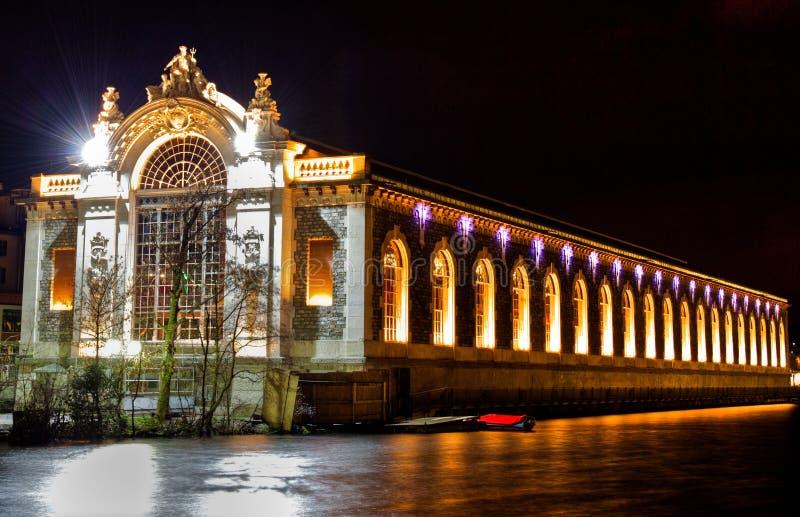 центр культурный geneva стоковые фотографии rf