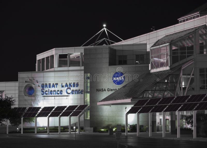 Центр науки Великих озер стоковые фото
