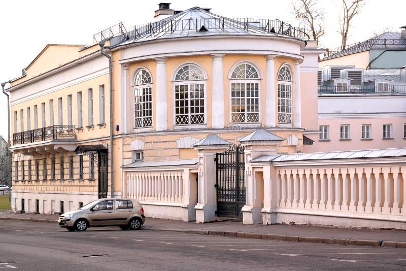 Центр ребенка музеев Москвы стоковое фото rf