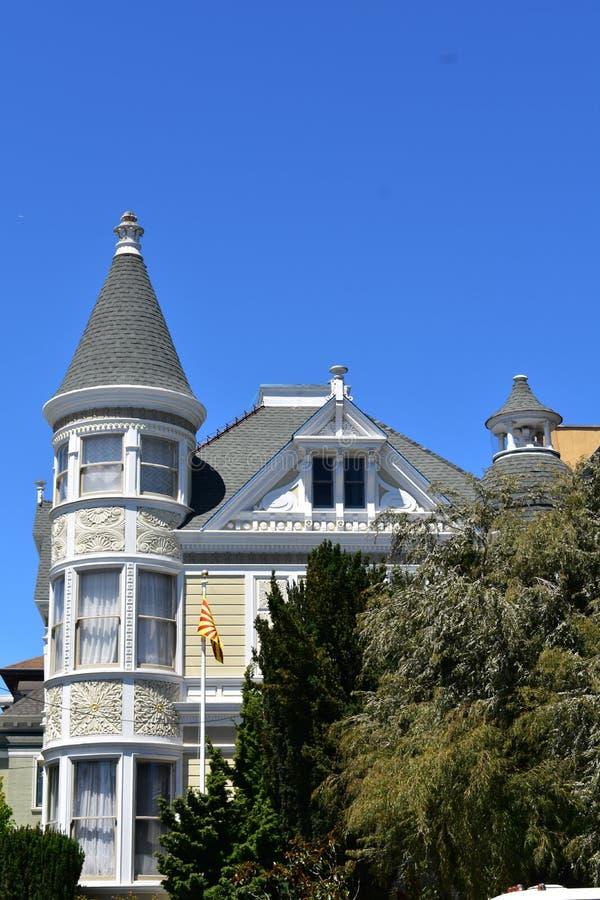 Центр Сан-Франциско раздумья Brahma Kumaris, 3 стоковая фотография rf