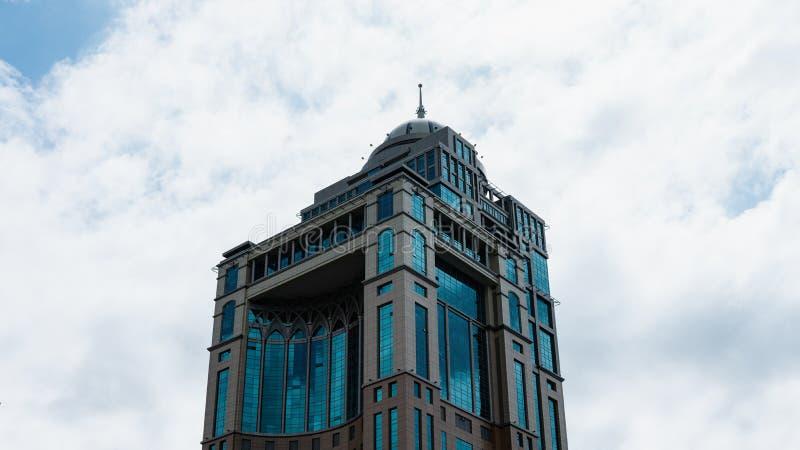 Центр Admisnistrative государства Сабаха в Kota Kinabalu Сабахе стоковые фото