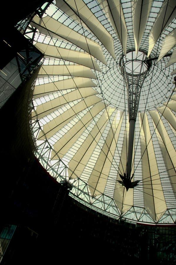 центр berlin Сони стоковые фотографии rf