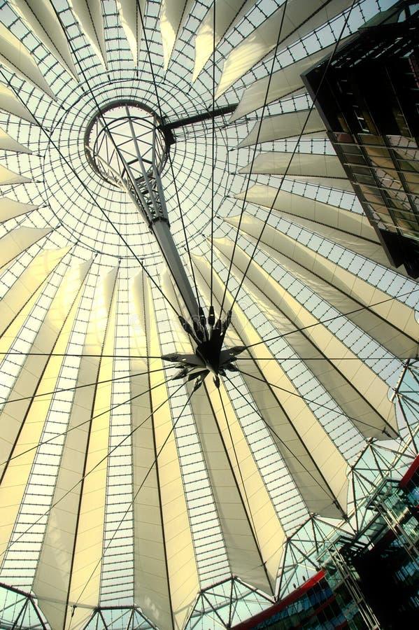 центр berlin Сони стоковая фотография rf