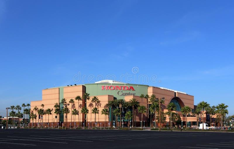 Центр Honda стоковая фотография