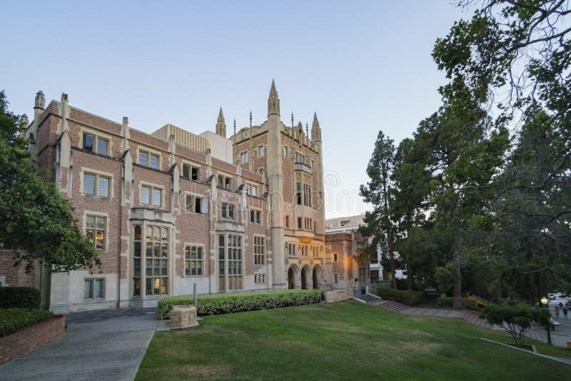 Центр UCLA Bruincard стоковое фото