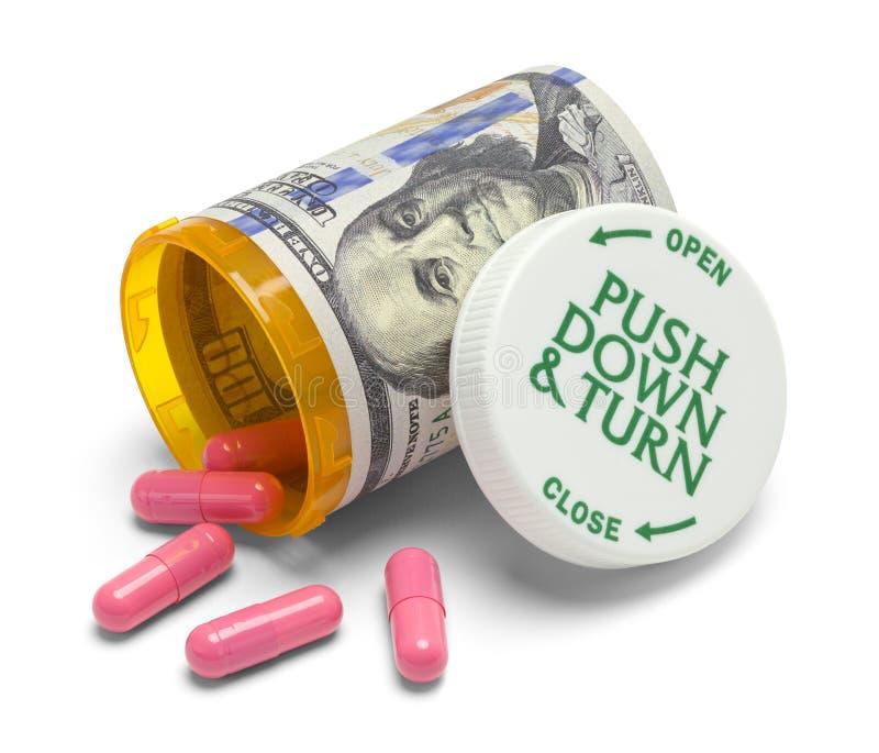 Цены медицины стоковая фотография