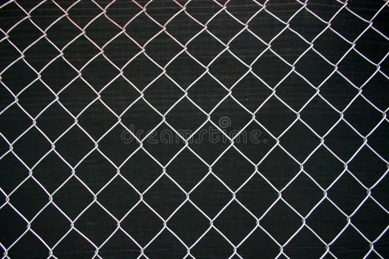 цепное соединение загородки стоковая фотография