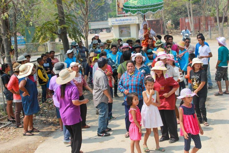 Церемониальный парад стоковые изображения rf