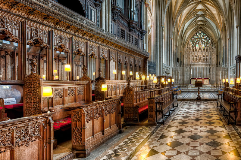 церковь Англия стоковое фото rf