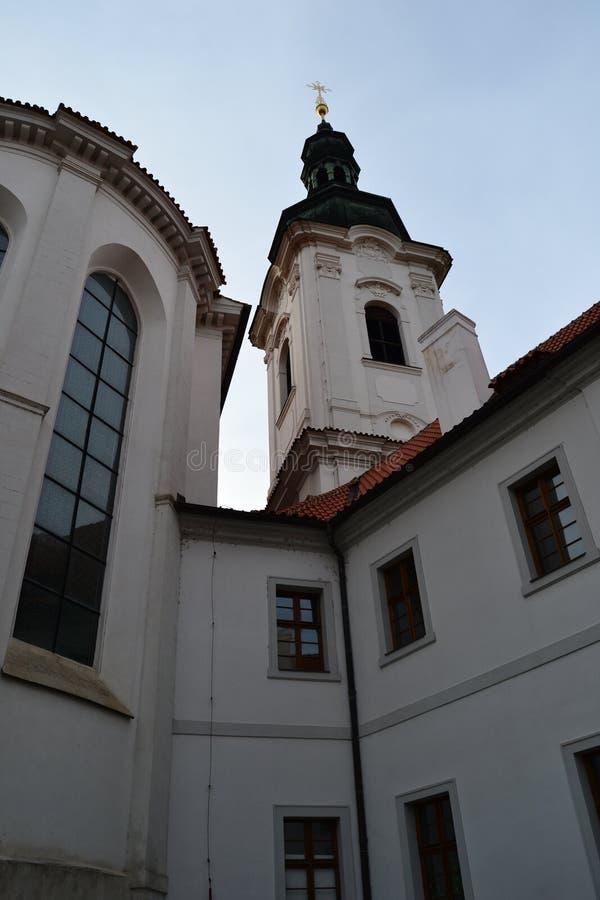 Церковь аннунциации девой марии стоковое фото rf
