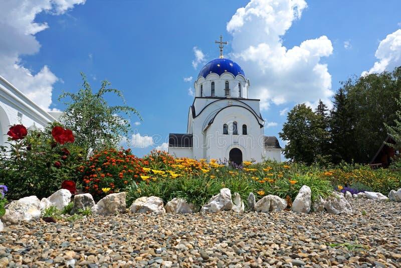 Церковь аннунциации стоковые фото