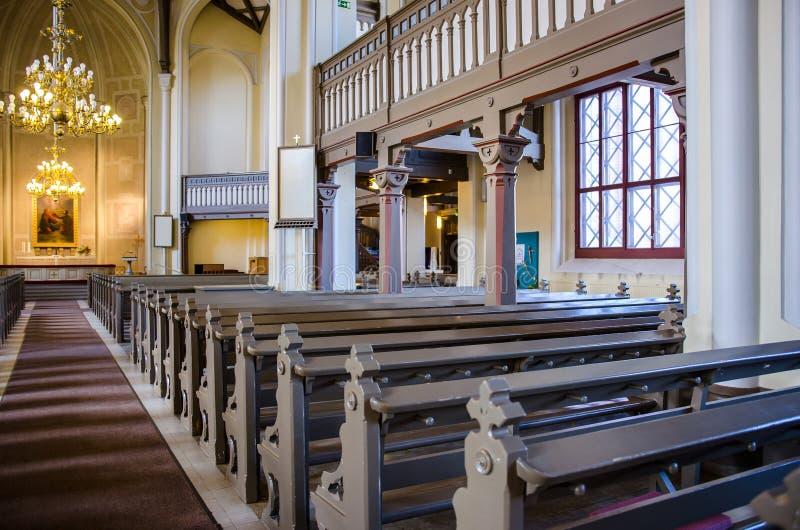 Церковь Александра стоковая фотография