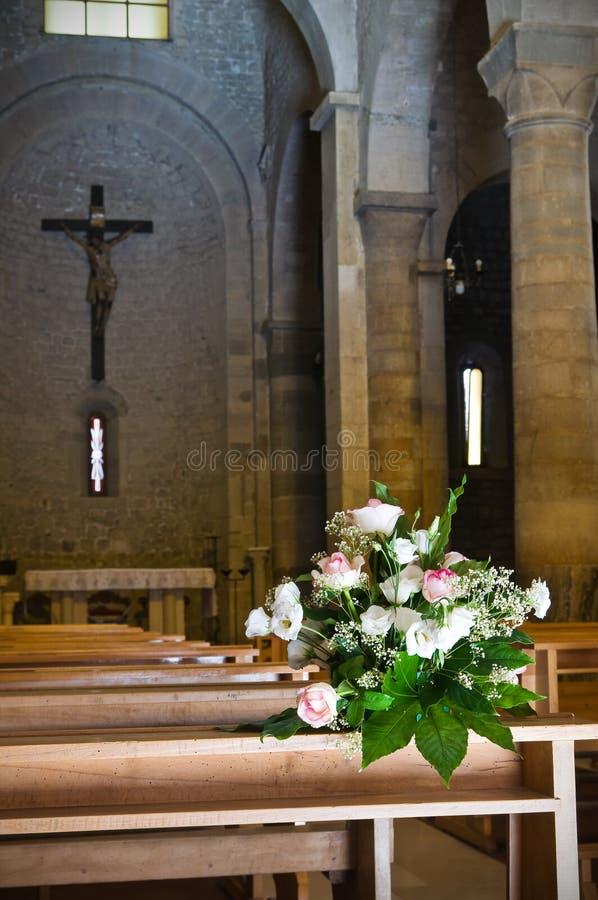 Церковь базилики St Basilio стоковые изображения rf
