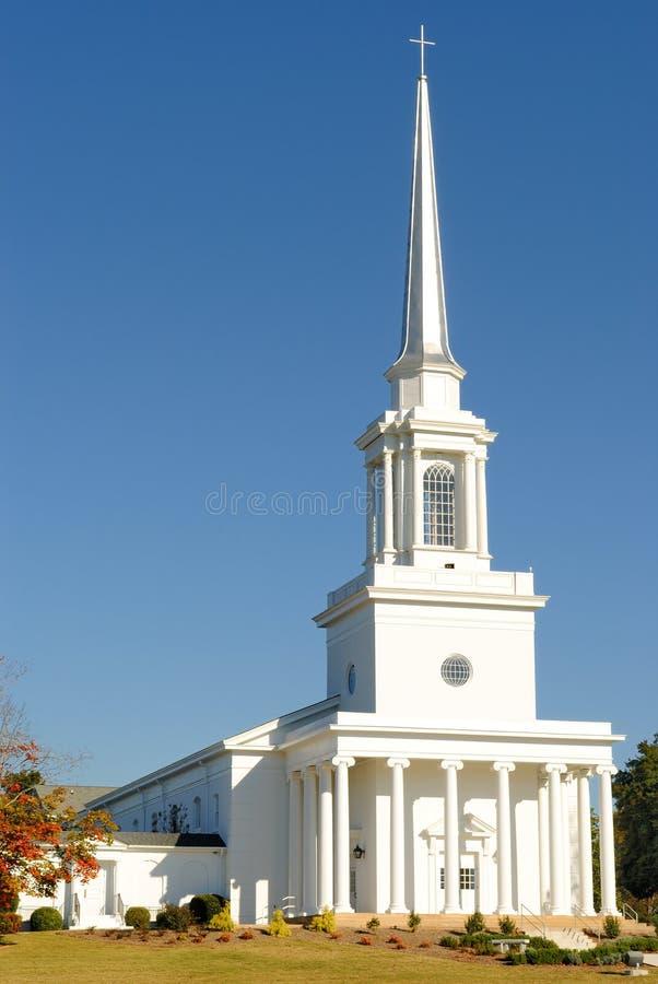церковь баптиста стоковое изображение