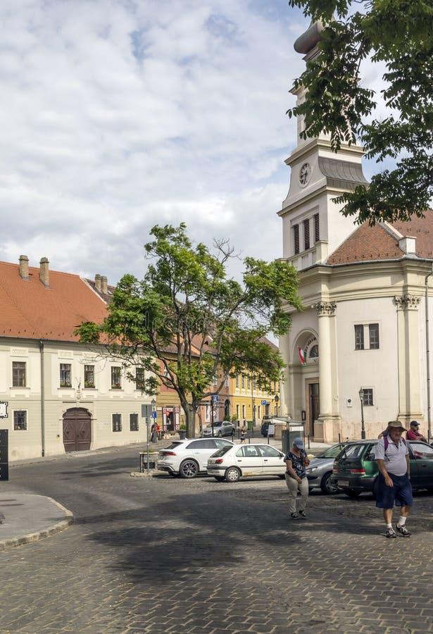 Церковь Будапешта стоковые фото