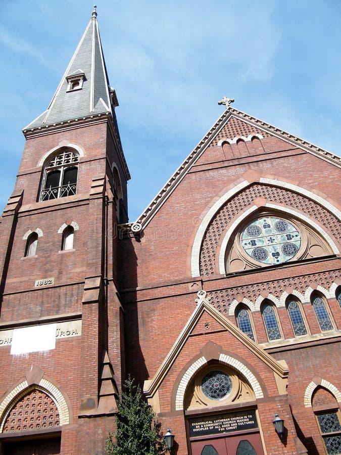 Церковь 2010 Вашингтона Luther мемориальная стоковые изображения