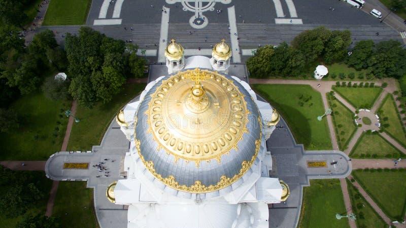 Церковь в Санкт-Петербурге (Россия) стоковые фото