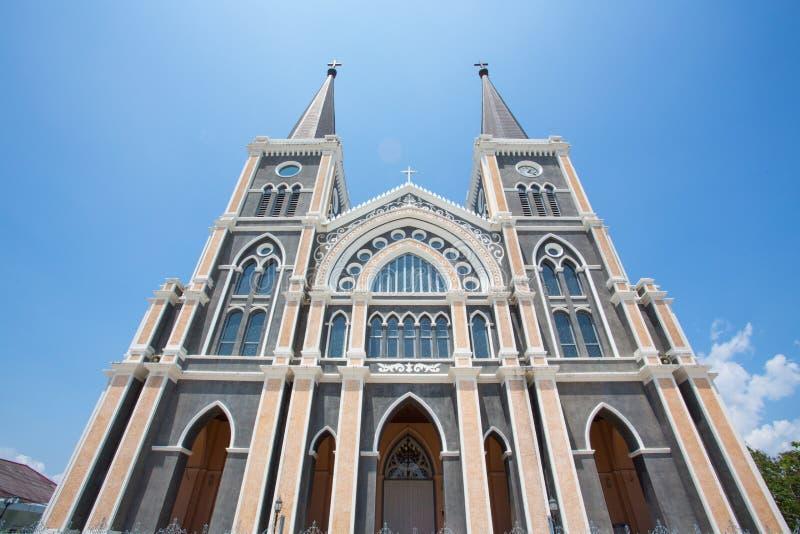 Церковь в Таиланде стоковое фото