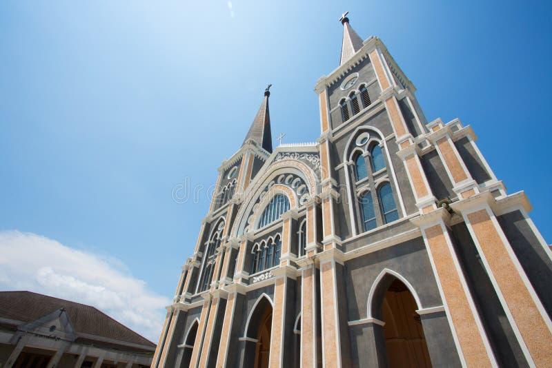 Церковь в Таиланде стоковые фото
