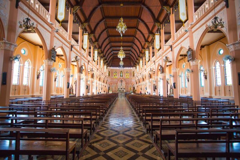 Церковь в Таиланде стоковое фото rf