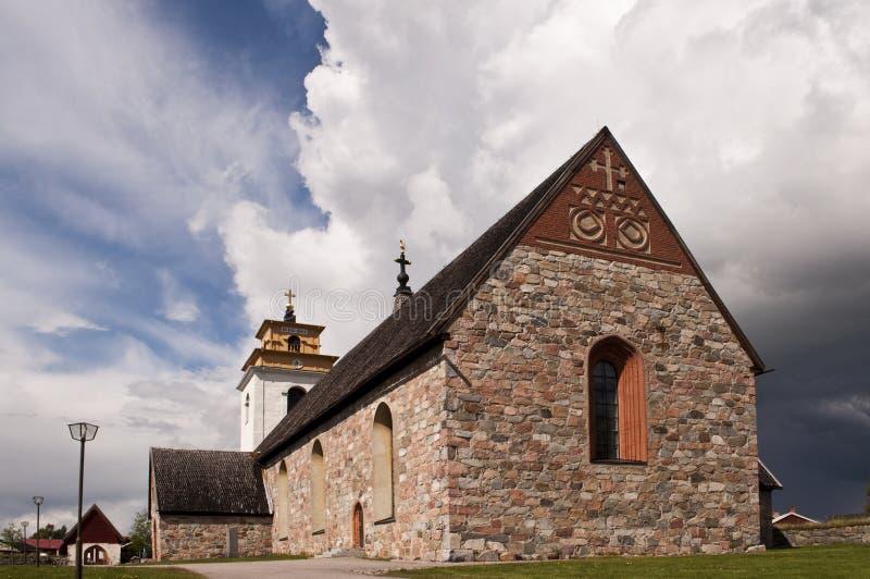 Церковь в Gammaltan стоковые изображения