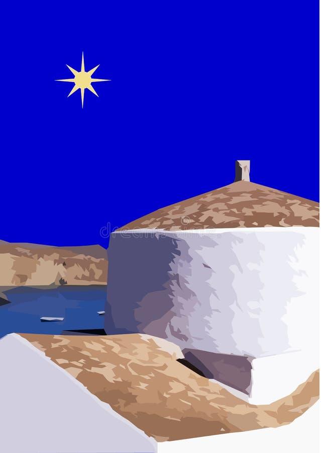 церковь залива сверх стоковое изображение