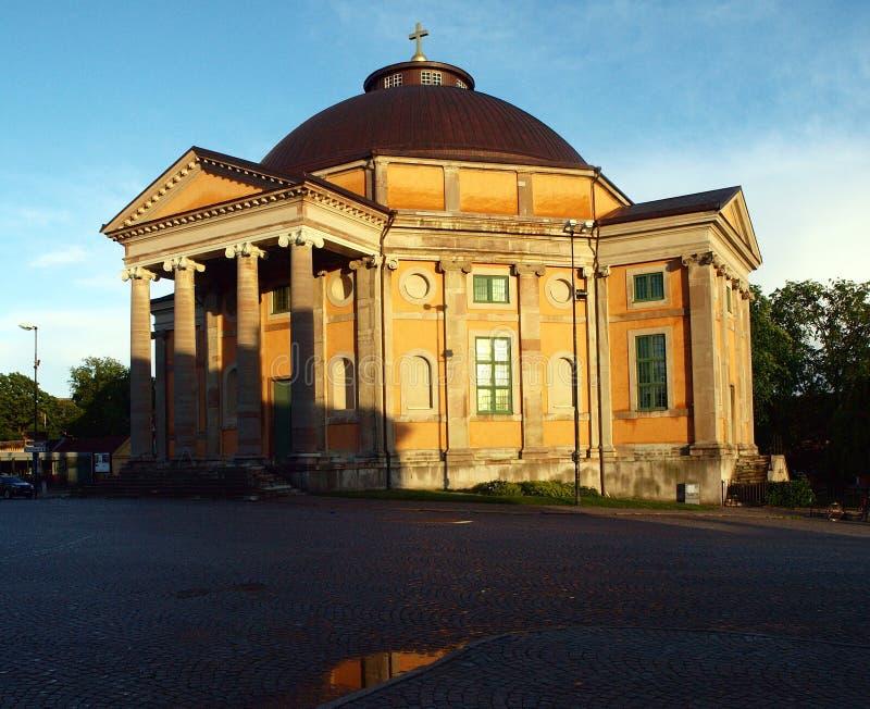 Церковь запада стоковые фото