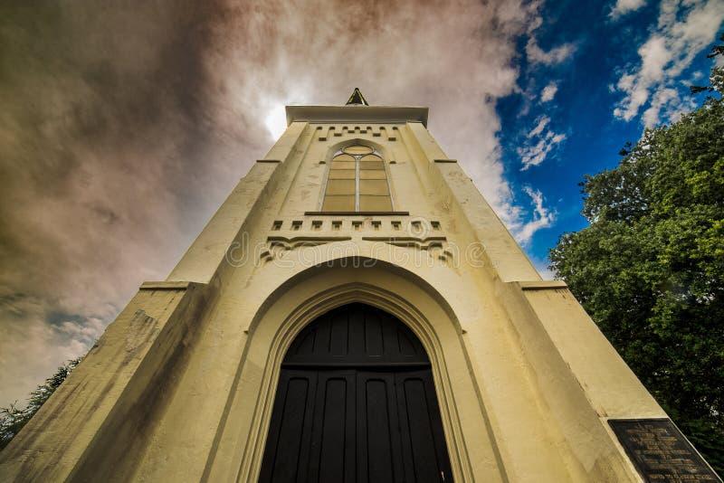 церковь историческая стоковые фотографии rf