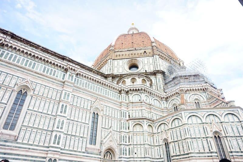 Церковь Италии Флоренса Firenze, центр города стоковое фото rf