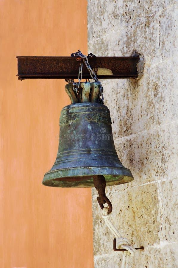 церковь колокола стоковые изображения rf