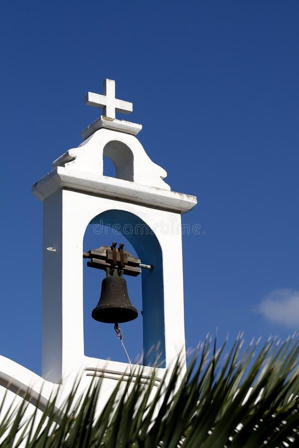церковь колоколов правоверная стоковое фото rf