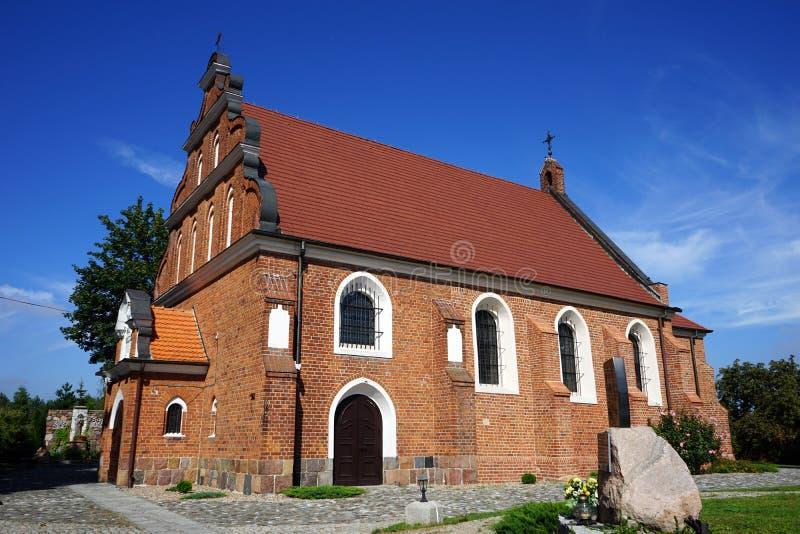 Церковь Марии Магдалены стоковые фото