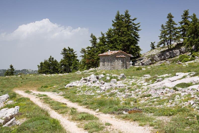 церковь меньший камень стоковое изображение