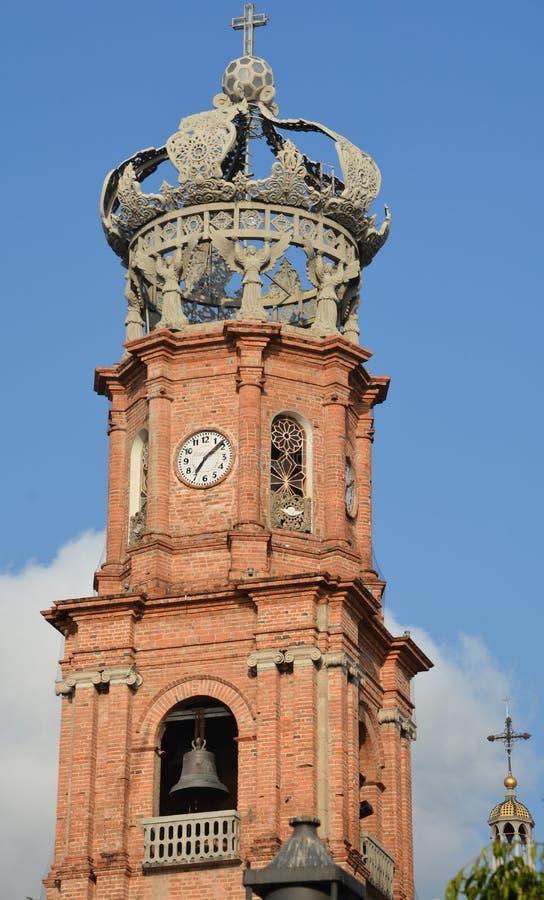 Церковь нашей дамы Guadalupe стоковое фото rf