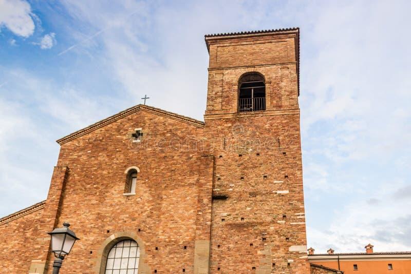 Церковь 1000 ОБЪЯВЛЕНИЯ римская стоковые фотографии rf