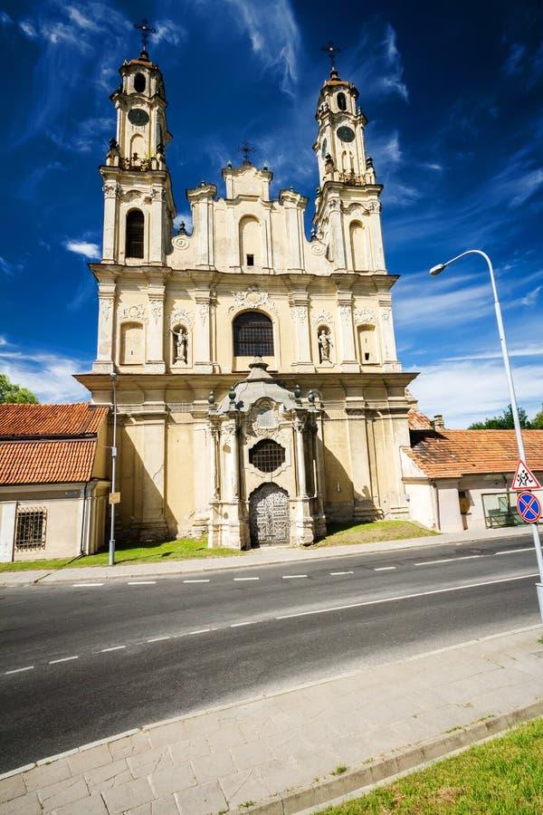 Церковь полета стоковые изображения rf