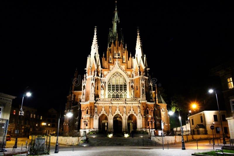 Церковь Польши стоковая фотография rf