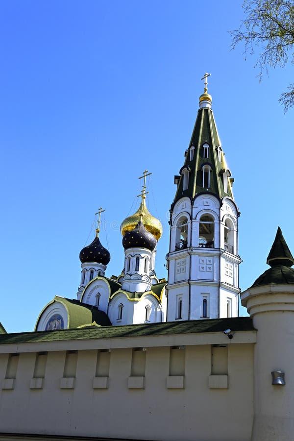 Download Церковь принца Александра Nevsky St Стоковое Изображение - изображение насчитывающей купол, молитва: 40581339