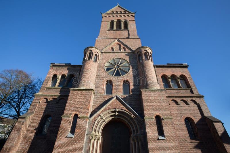 Download Церковь Ремшайд Германия Suitbertus St Стоковое Изображение - изображение насчитывающей церковь, вал: 81802639