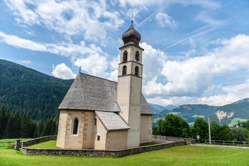Церковь Санты Fosca стоковые фотографии rf