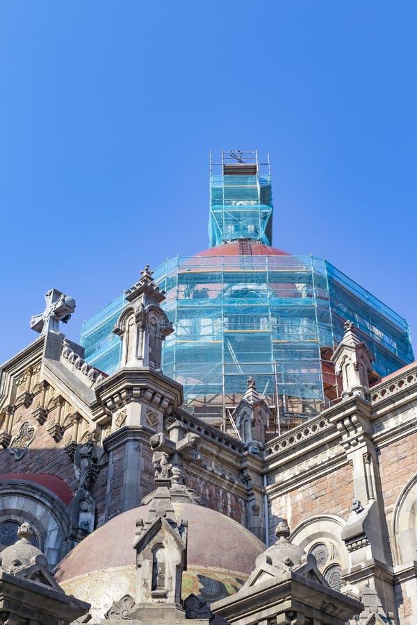 Церковь Сан-Хуана el реальная стоковые фото