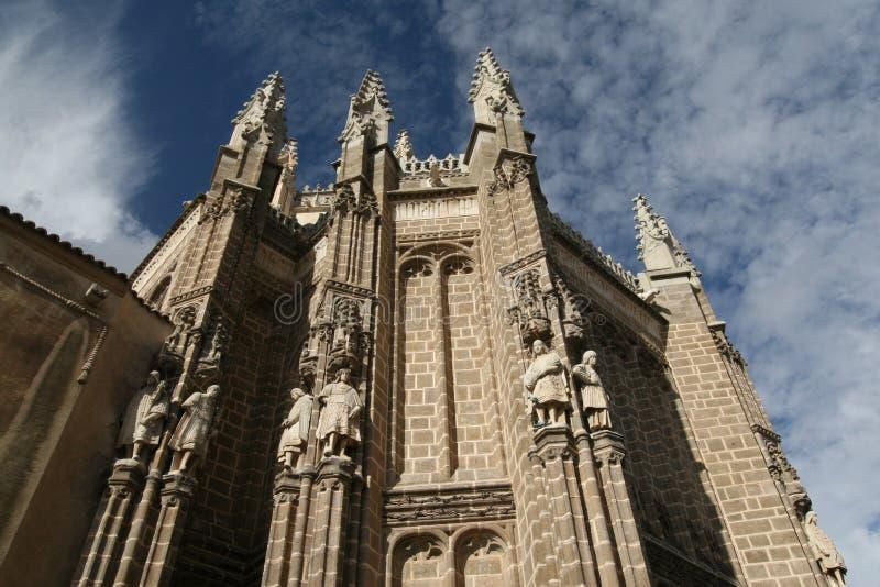 Церковь Сан-Хуан de los Reyes стоковая фотография