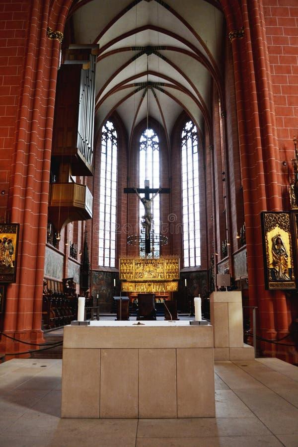 Церковь Святого Varfolomey стоковое фото rf