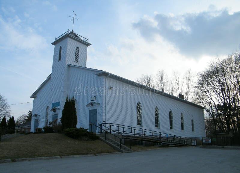 Церковь святой троицы Thornhill выравнивая 2010 стоковые фотографии rf