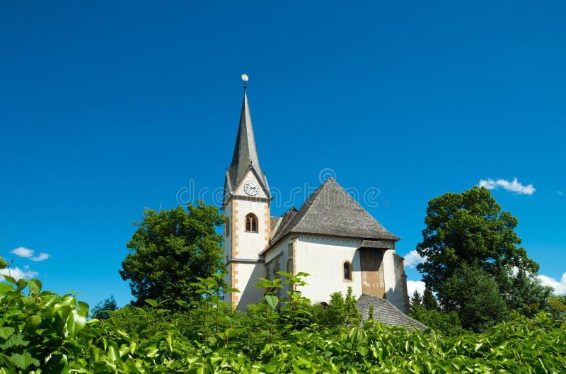 Церковь стоимости Марии стоковые изображения